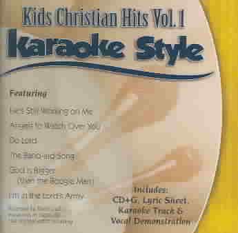 KIDS CHRISTIAN VOL. 1 BY KARAOKE STYLE (CD)