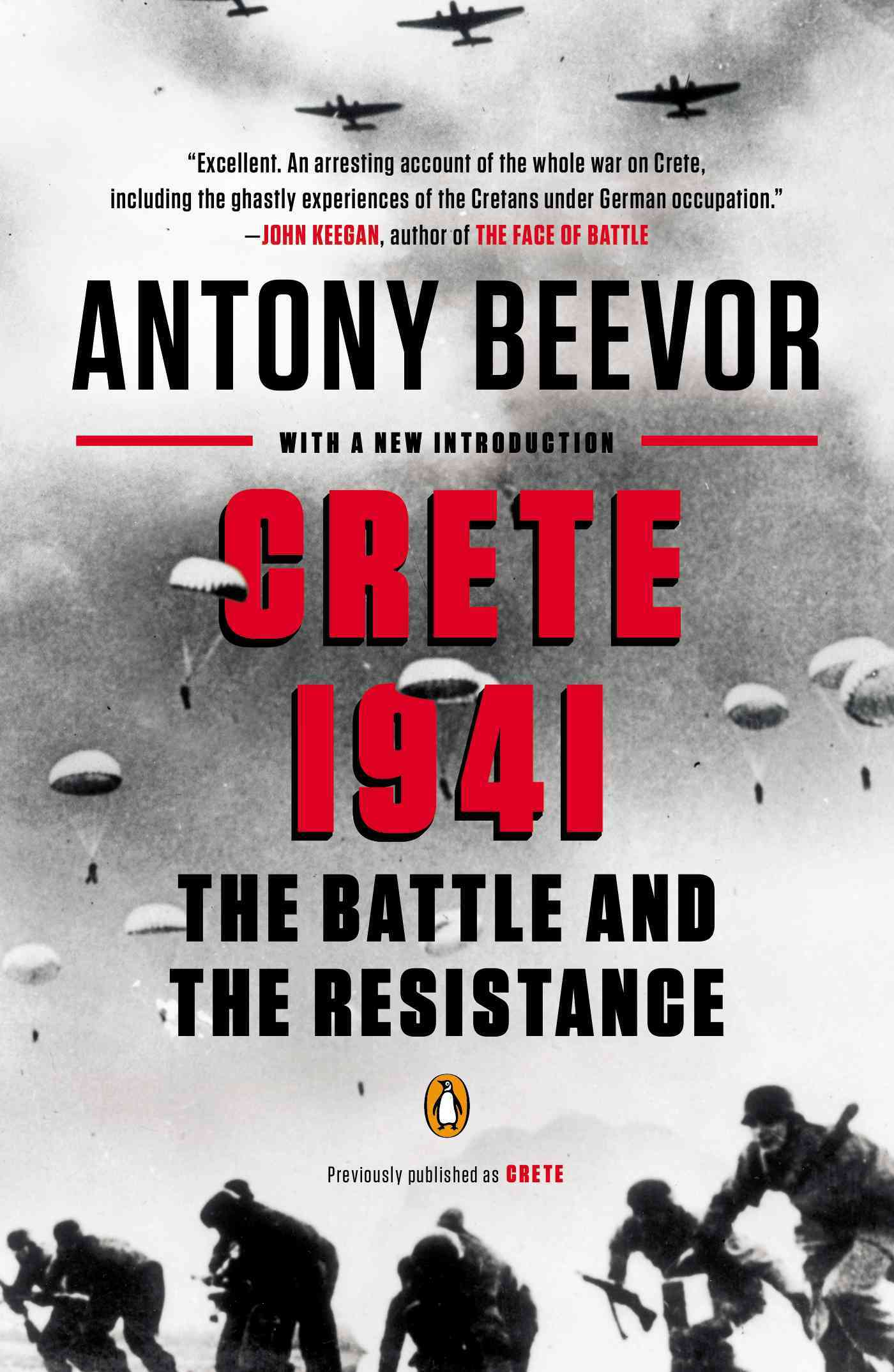 Crete 1941 By Beevor, Antony